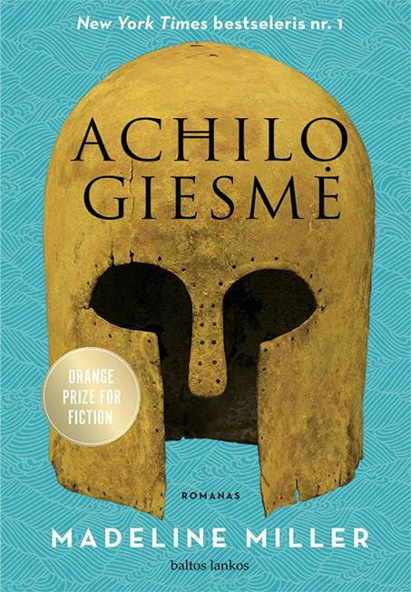 Achilo giesmė (2021) | Knygos.lt