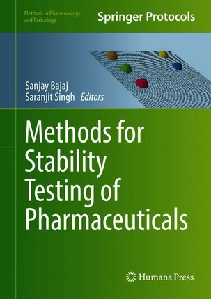 Methods for Stability Testing of Pharmaceuticals