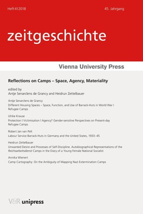 Reflections on Camps - Space, Agency, Materiality