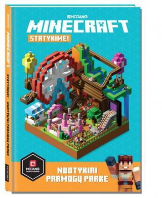 Minecraft. Statykime! Nuotykiai pramogų parke
