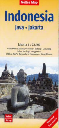 Nelles Map Indonesia : Java