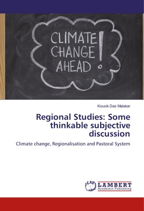 Regional Studies: Some thinkable subjective discussion