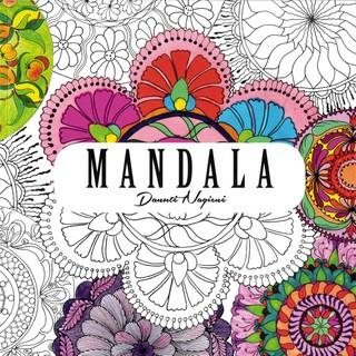 Mandala. Splavinimo knygelė