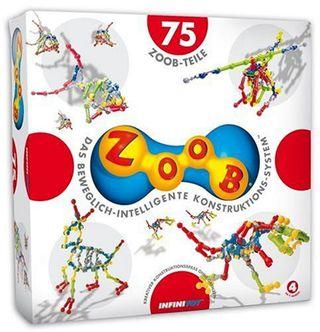 ZOOB 75 detalių konstruktorius Classic