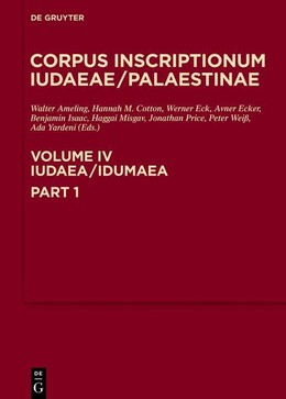 Iudaea / Idumaea, Part 1: 2649-3324