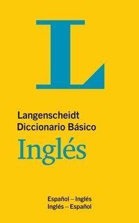 Langenscheidt Diccionario Básico Inglés