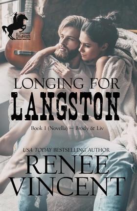 Longing For Langston (Mavericks of Meeteetse, Novella Book 1: Brody & Liv)