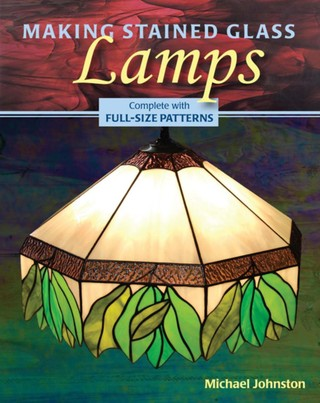 Making Stained Glass Lamps
