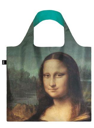 """LOQI pirkinių krepšys """"LEONARDO DA VINCI Mona Lisa, 1503"""""""