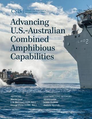 Advancing U.S.-Australian Combined Amphibious Capabilities