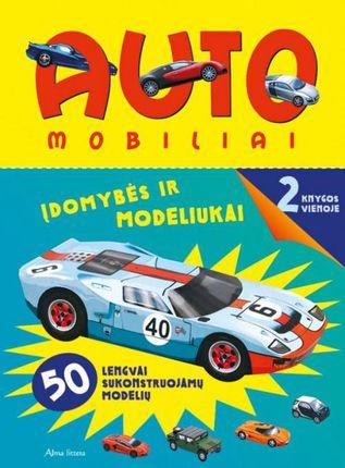 Automobiliai. 50 lengvai sukonstruojamų modelių