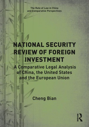 National Security Review of Foreign Investment