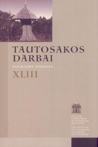 Tautosakos darbai T. 43 (XLIII)