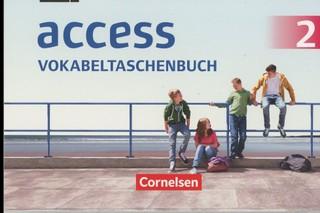 English G Access 02: 6. Schuljahr. Vokabeltaschenbuch
