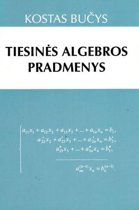 Tiesinės algebros pradmenys