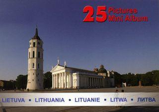 "Mini albumas ""Lietuva"""