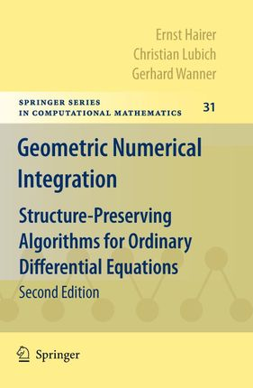 Geometric Numerical Integration