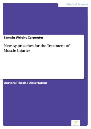 New Approaches for the Treatment of Muscle Injuries