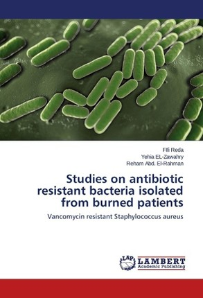 Studies on antibiotic resistant bacteria isolated from burned patients