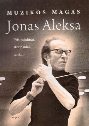 Muzikos magas Jonas Aleksa