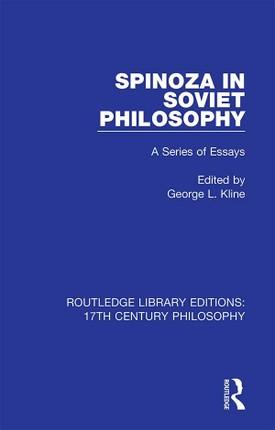 Spinoza in Soviet Philosophy