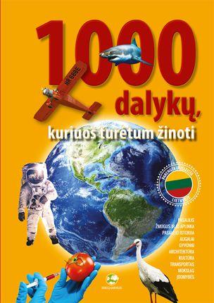 1000 dalykų, kuriuos turėtum žinoti (2015)