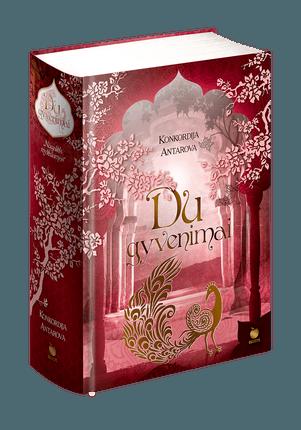 DU GYVENIMAI: pirmą kartą lietuviškai, visa trilogija vienoje KELIONINIO FORMATO knygoje
