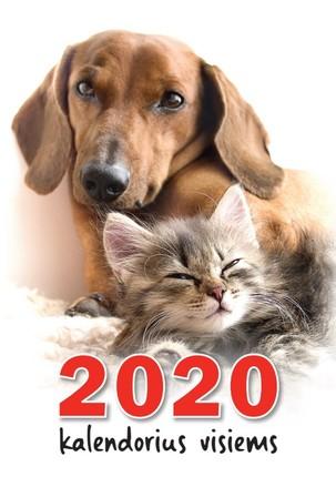 Kalendorius visiems 2020