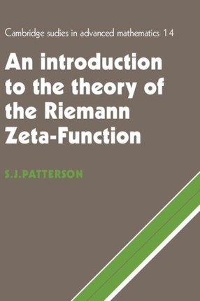 Introduction to the Theory of the Riemann Zeta-Function