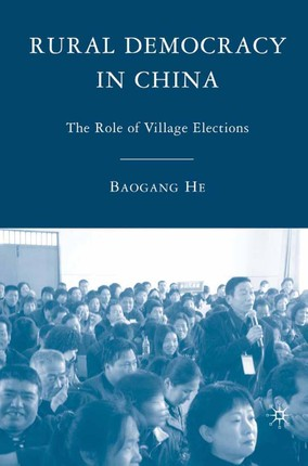 Rural Democracy in China