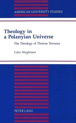 Theology in a Polanyian Universe