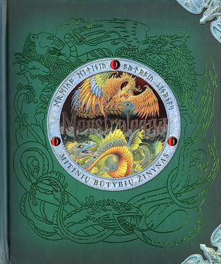 Monstrologija. Mitinių būtybių žinynas