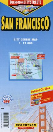 San Francisco 1 : 13 000