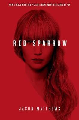 Red Sparrow. Film Tie-In