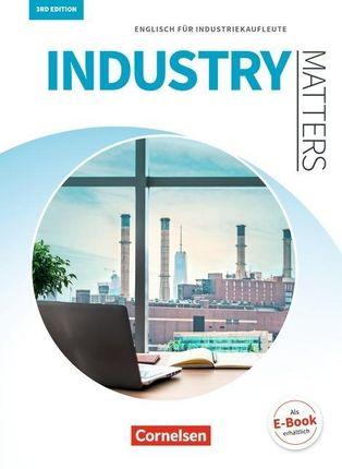 Matters Wirtschaft - Industry Matters A2-B2 - Englisch für Industriekaufleute