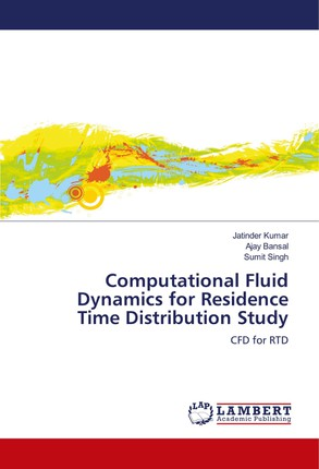 Computational Fluid Dynamics for Residence Time Distribution Study