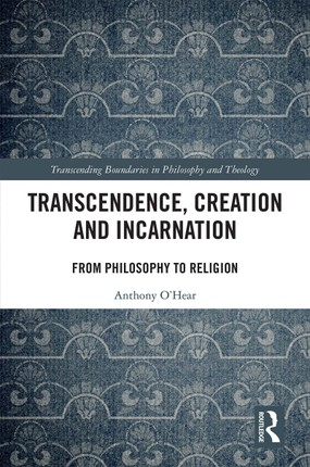 Transcendence, Creation and Incarnation