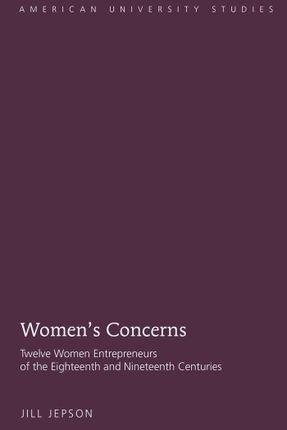 Women's Concerns