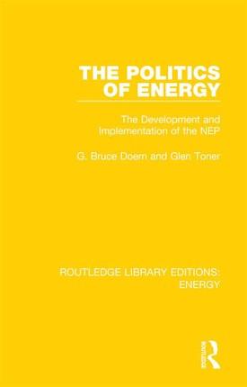 The Politics of Energy