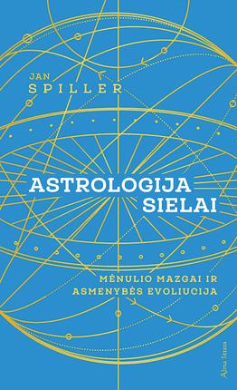ASTROLOGIJA SIELAI. Mėnulio mazgai ir asmenybės evoliucija