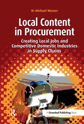Local Content in Procurement