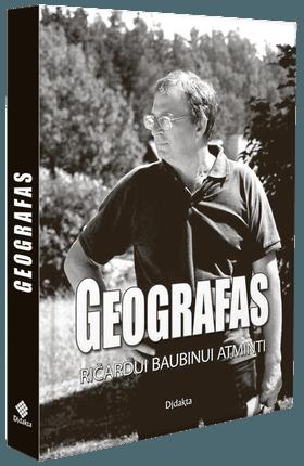 Geografas: Ričardui Baubinui atminti