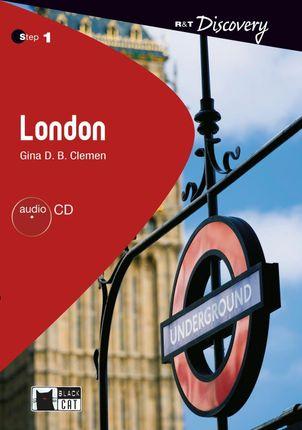 London. Buch + Audio-CD