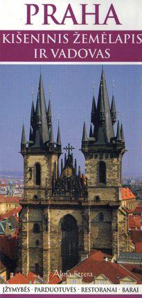 Praha (Kišeninis žemėlapis ir vadovas )