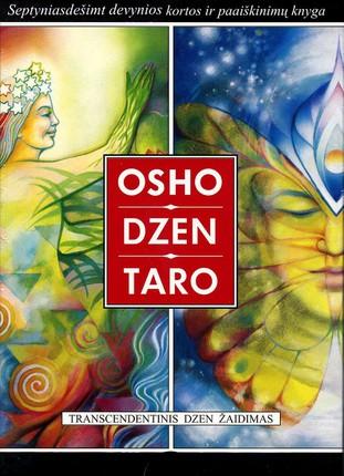 OSHO DZEN TARO: transcendentinis dzen žaidimas (su kortomis)