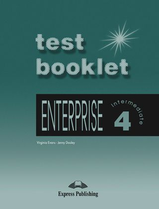 Enterprise 4. Test Booklet. Testų knygelė