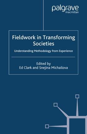 Fieldwork in Transforming Societies