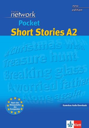 English Network Pocket Short Stories A2. Mit Audio-Download