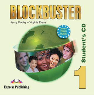 Blockbuster 1. Student's CD. Klausymo diskas