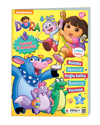 Dora. Nr 1